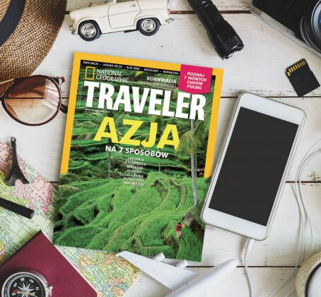 Roczna Prenumerata National Geographic TRAVELER