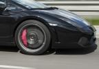 Jazda Lamborghini Ulicami Miasta
