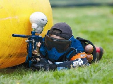 Paintball (2 osoby)