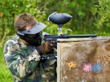 Paintball (4 osoby)