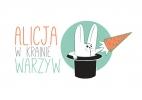 Alicja w Krainie Warzyw